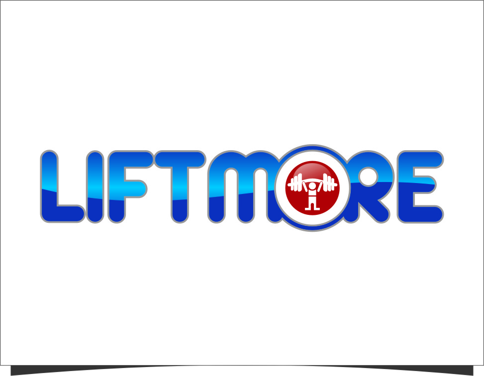 Logo Design by Ngepet_art - Entry No. 110 in the Logo Design Contest Unique Logo Design Wanted for Liftmore.