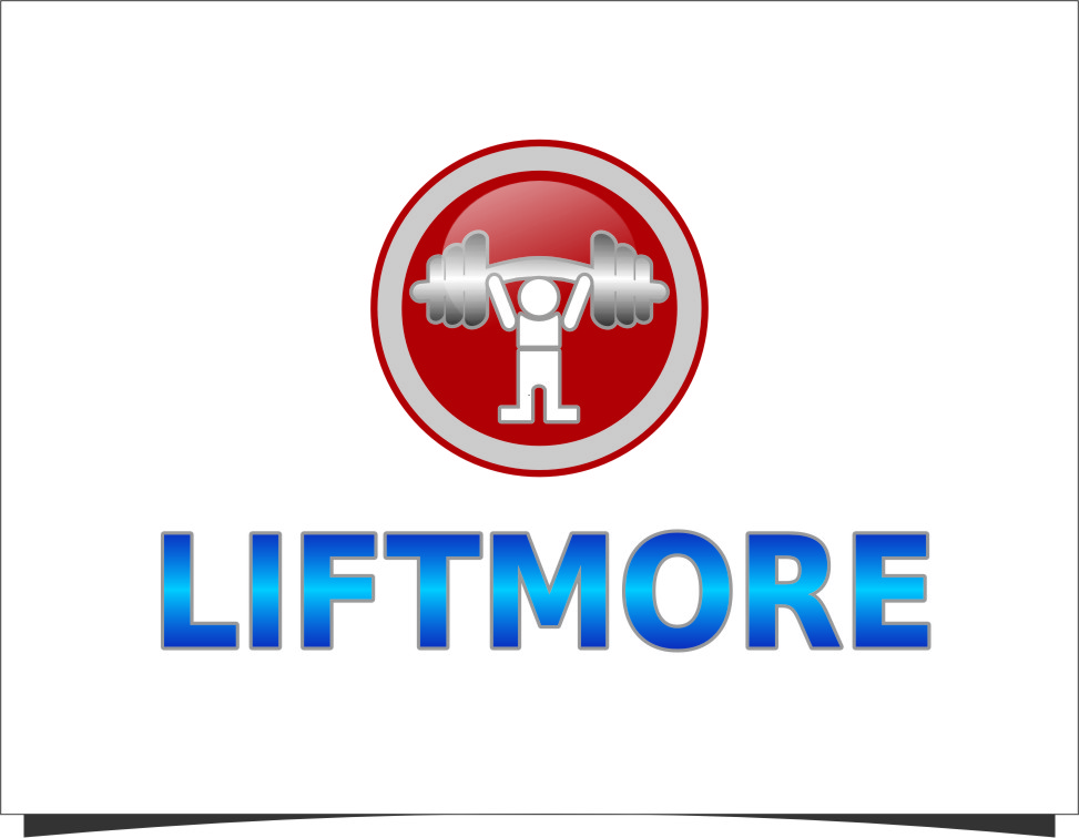 Logo Design by RasYa Muhammad Athaya - Entry No. 111 in the Logo Design Contest Unique Logo Design Wanted for Liftmore.