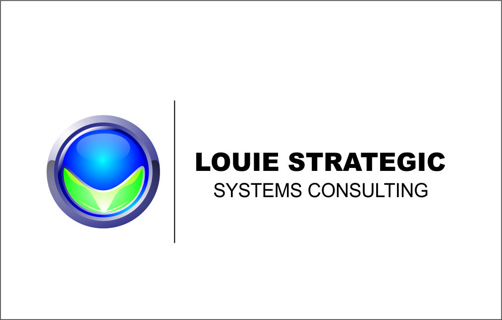 Logo Design by Agus Martoyo - Entry No. 49 in the Logo Design Contest Artistic Logo Design for Louie Strategic Systems Consulting.