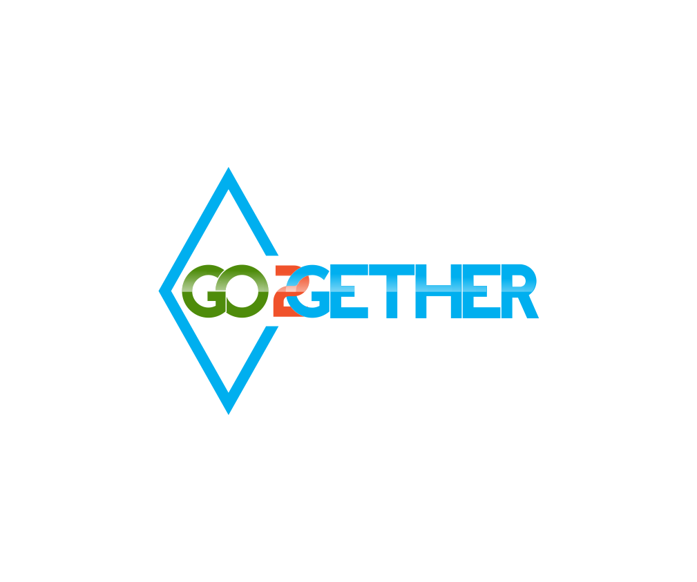 Logo Design by R1CK_ART - Entry No. 20 in the Logo Design Contest Captivating Logo Design for GO2GETHER.