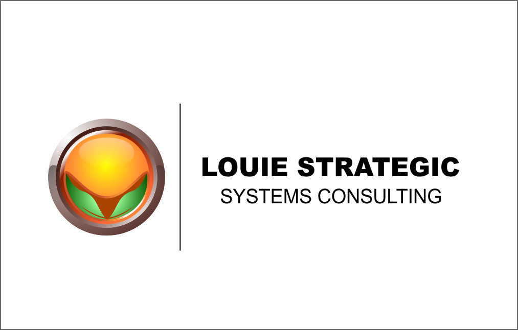 Logo Design by Agus Martoyo - Entry No. 51 in the Logo Design Contest Artistic Logo Design for Louie Strategic Systems Consulting.