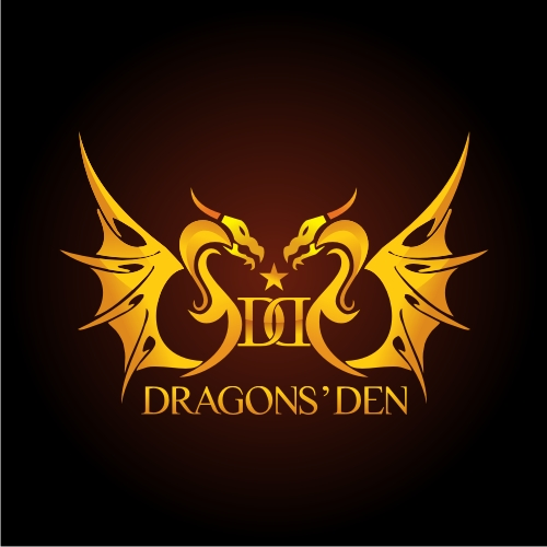 Logo Design by OverDozes - Entry No. 168 in the Logo Design Contest The Dragons' Den needs a new logo.