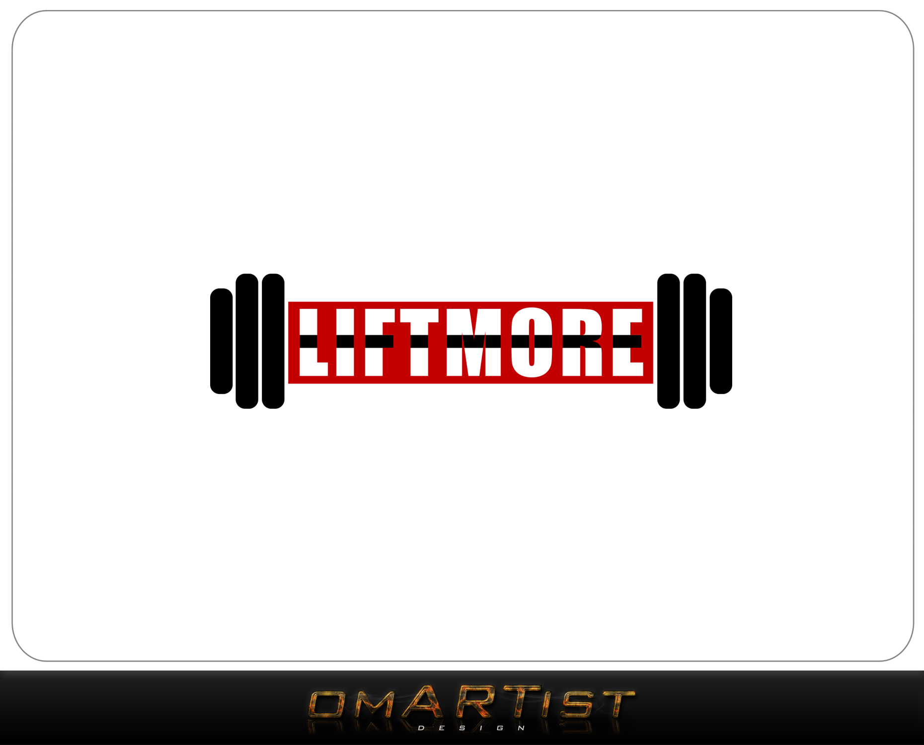 Logo Design by omARTist - Entry No. 119 in the Logo Design Contest Unique Logo Design Wanted for Liftmore.