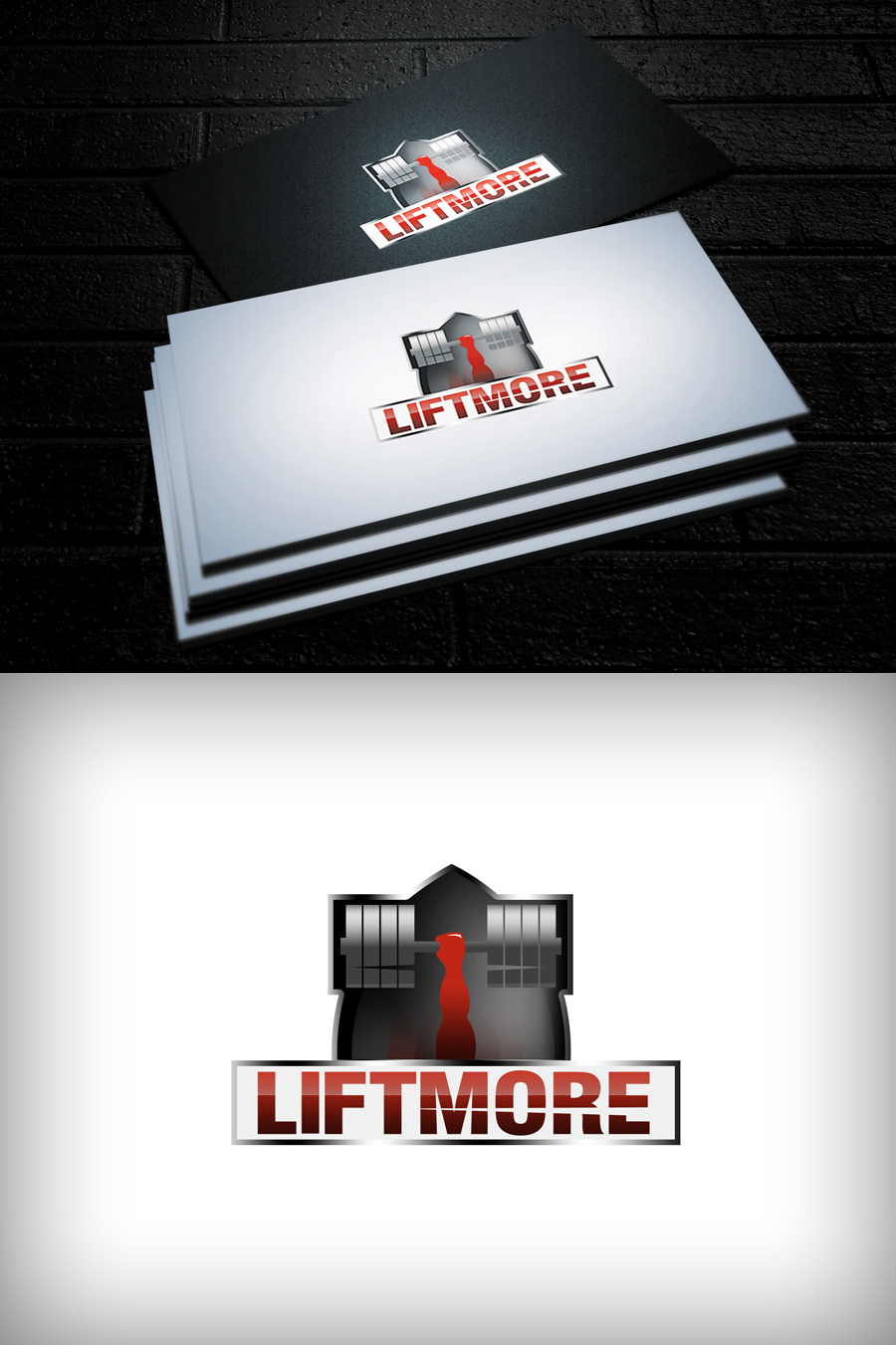 Logo Design by Virgilio Pineda III - Entry No. 128 in the Logo Design Contest Unique Logo Design Wanted for Liftmore.