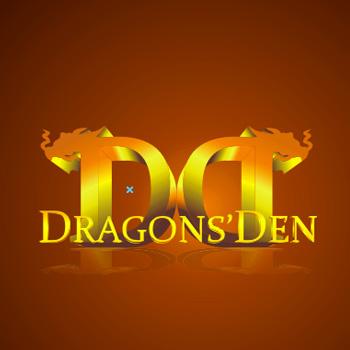 Logo Design by she_ven - Entry No. 173 in the Logo Design Contest The Dragons' Den needs a new logo.