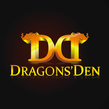 Logo Design by she_ven - Entry No. 174 in the Logo Design Contest The Dragons' Den needs a new logo.