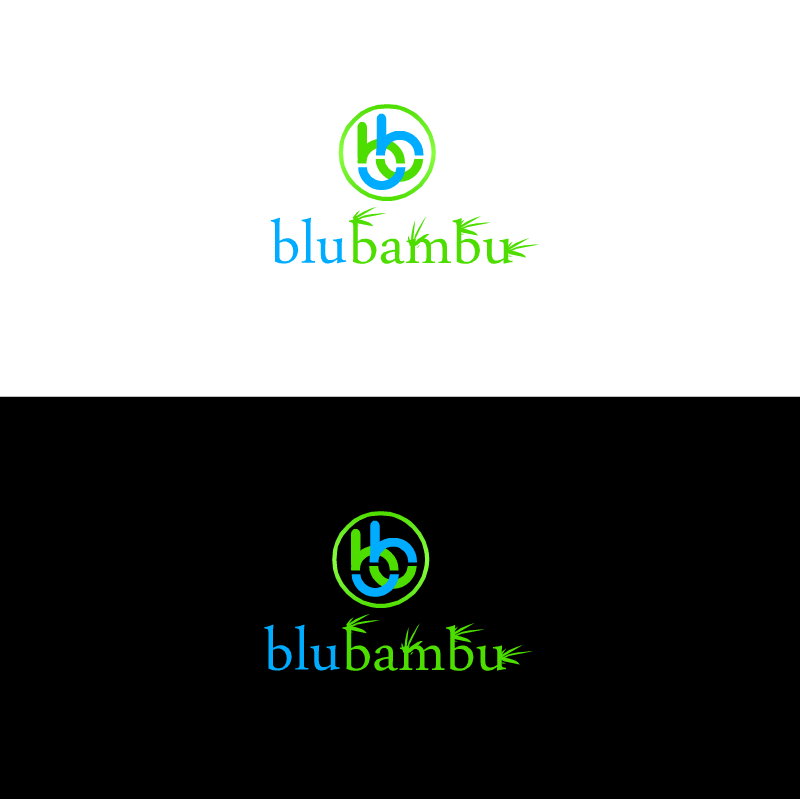 Logo Design by RAJU CHATTERJEE - Entry No. 13 in the Logo Design Contest New Logo Design for blubambu.