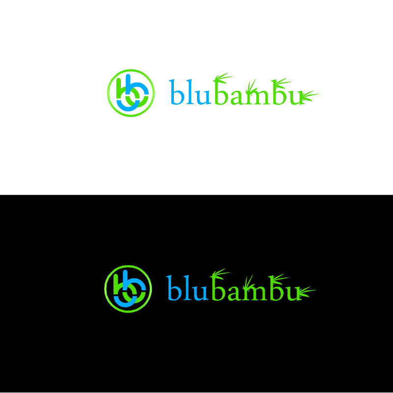 Logo Design by RAJU CHATTERJEE - Entry No. 14 in the Logo Design Contest New Logo Design for blubambu.