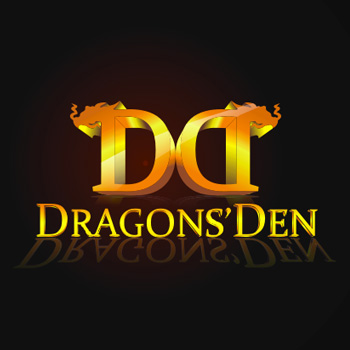 Logo Design by she_ven - Entry No. 175 in the Logo Design Contest The Dragons' Den needs a new logo.