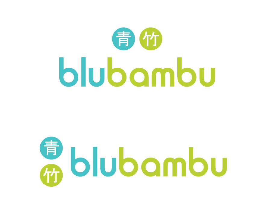 Logo Design by Christina Evans - Entry No. 15 in the Logo Design Contest New Logo Design for blubambu.