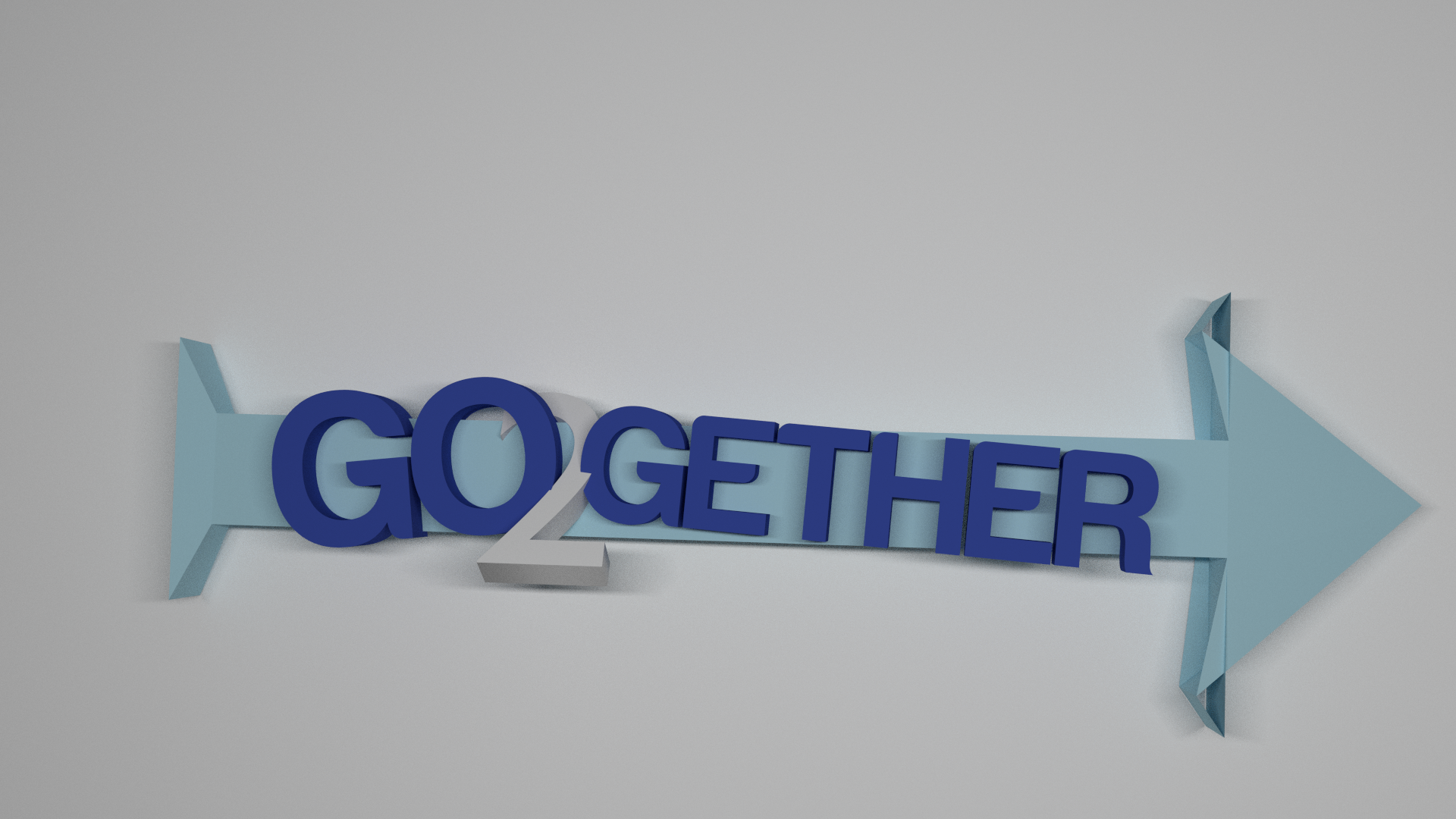 Logo Design by الملا سفيان - Entry No. 25 in the Logo Design Contest Captivating Logo Design for GO2GETHER.