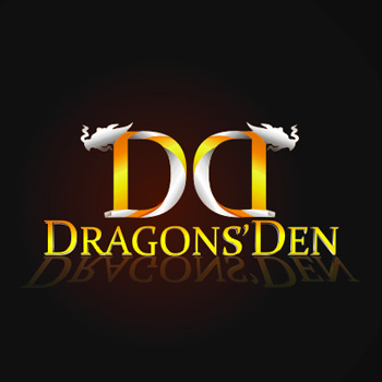 Logo Design by she_ven - Entry No. 176 in the Logo Design Contest The Dragons' Den needs a new logo.
