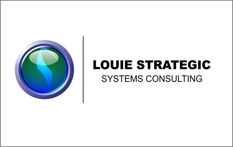 Logo Design by Agus Martoyo - Entry No. 60 in the Logo Design Contest Artistic Logo Design for Louie Strategic Systems Consulting.