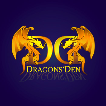 Logo Design by she_ven - Entry No. 177 in the Logo Design Contest The Dragons' Den needs a new logo.