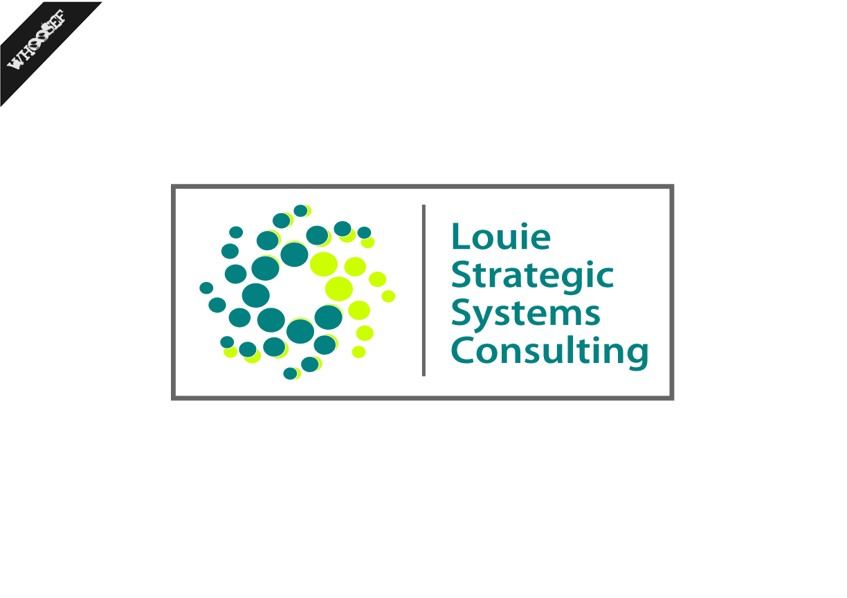 Logo Design by whoosef - Entry No. 62 in the Logo Design Contest Artistic Logo Design for Louie Strategic Systems Consulting.