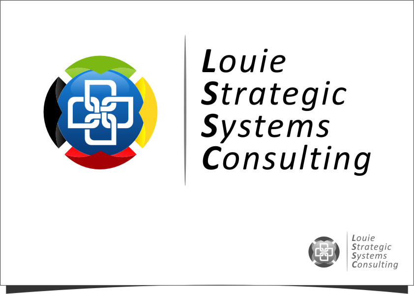 Logo Design by Ngepet_art - Entry No. 66 in the Logo Design Contest Artistic Logo Design for Louie Strategic Systems Consulting.