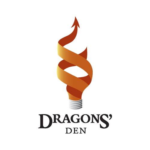 Logo Design by Khoi-Le - Entry No. 178 in the Logo Design Contest The Dragons' Den needs a new logo.