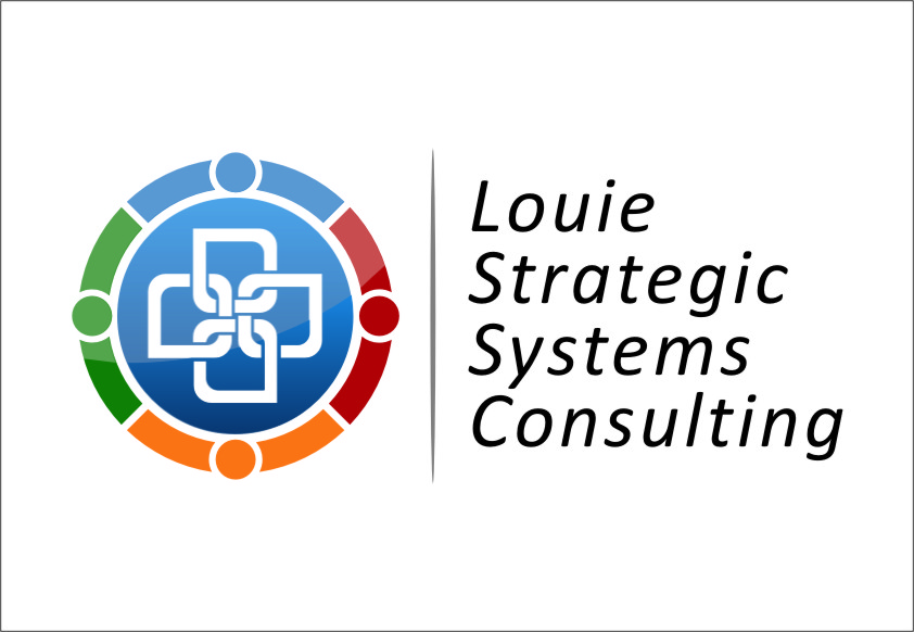 Logo Design by Ngepet_art - Entry No. 67 in the Logo Design Contest Artistic Logo Design for Louie Strategic Systems Consulting.