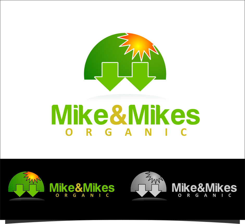 Logo Design by Ngepet_art - Entry No. 60 in the Logo Design Contest Captivating Logo Design for Mike and Mike's Inc..