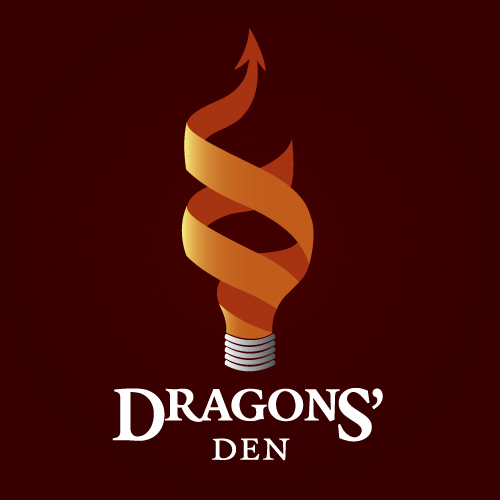 Logo Design by Khoi-Le - Entry No. 179 in the Logo Design Contest The Dragons' Den needs a new logo.