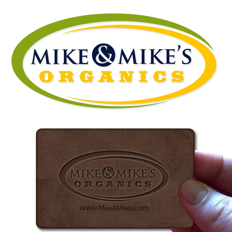 Logo Design by Private User - Entry No. 64 in the Logo Design Contest Captivating Logo Design for Mike and Mike's Inc..