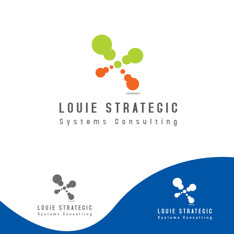 Logo Design by storm - Entry No. 71 in the Logo Design Contest Artistic Logo Design for Louie Strategic Systems Consulting.