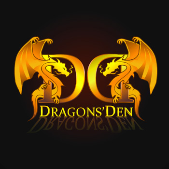 Logo Design by she_ven - Entry No. 180 in the Logo Design Contest The Dragons' Den needs a new logo.