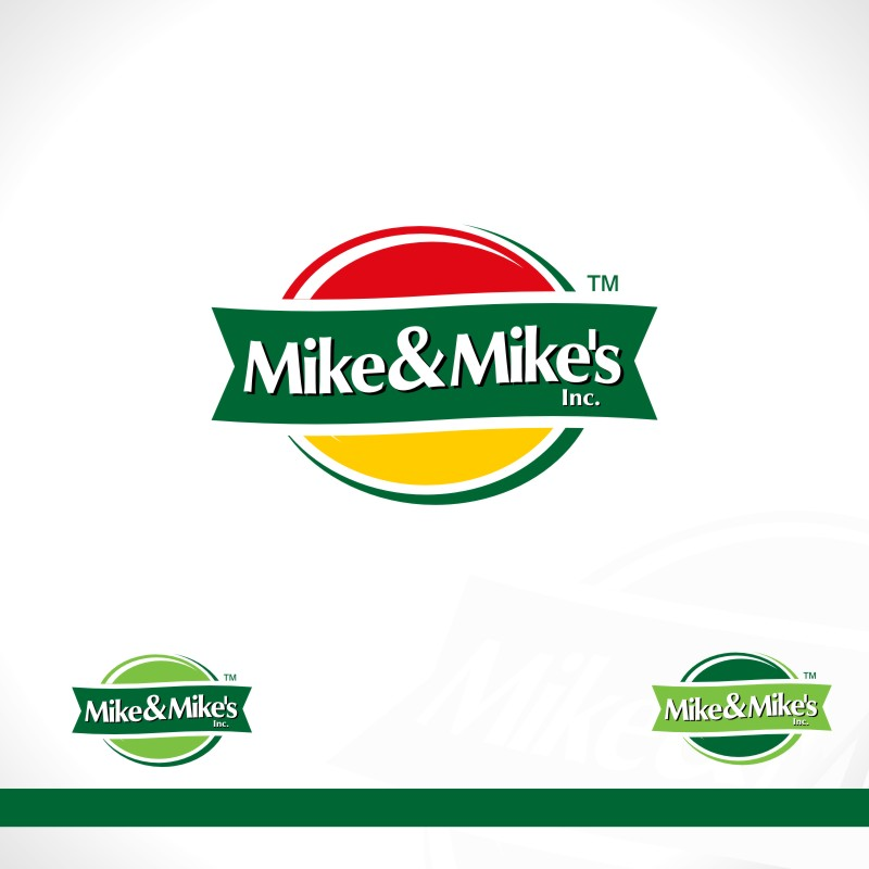 Logo Design by Private User - Entry No. 71 in the Logo Design Contest Captivating Logo Design for Mike and Mike's Inc..