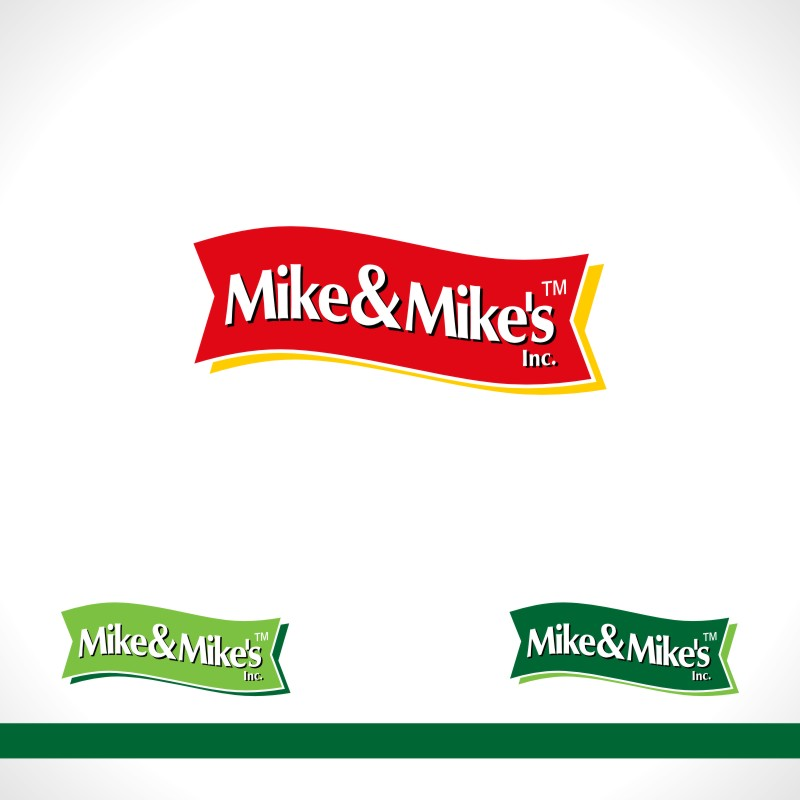 Logo Design by Private User - Entry No. 77 in the Logo Design Contest Captivating Logo Design for Mike and Mike's Inc..