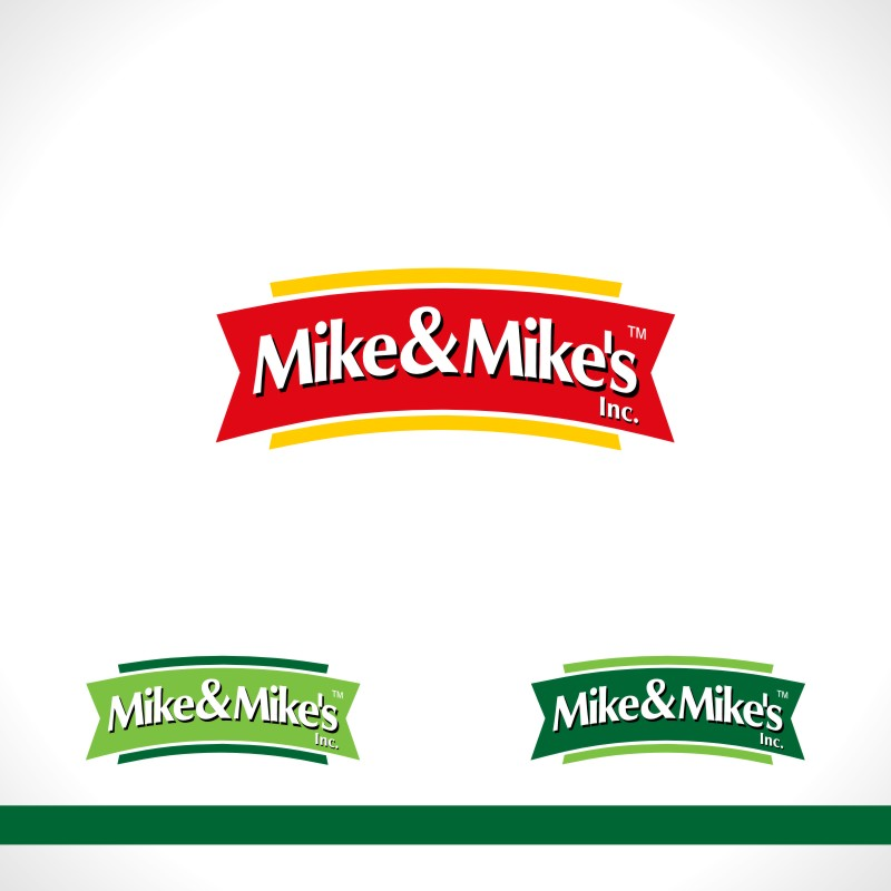 Logo Design by Private User - Entry No. 78 in the Logo Design Contest Captivating Logo Design for Mike and Mike's Inc..