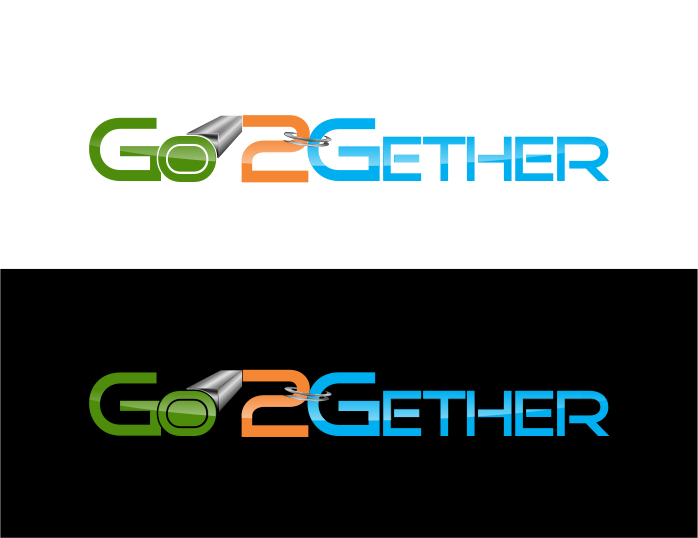 Logo Design by R1CK_ART - Entry No. 27 in the Logo Design Contest Captivating Logo Design for GO2GETHER.