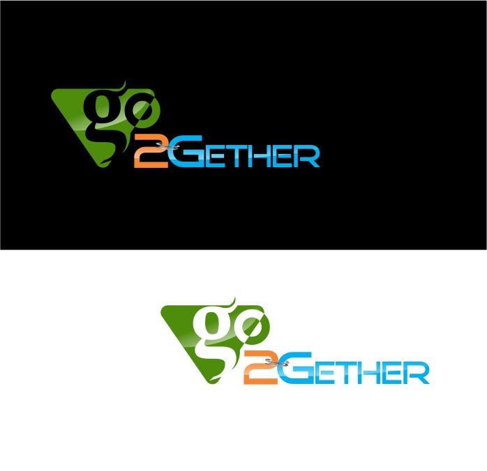 Logo Design by R1CK_ART - Entry No. 29 in the Logo Design Contest Captivating Logo Design for GO2GETHER.