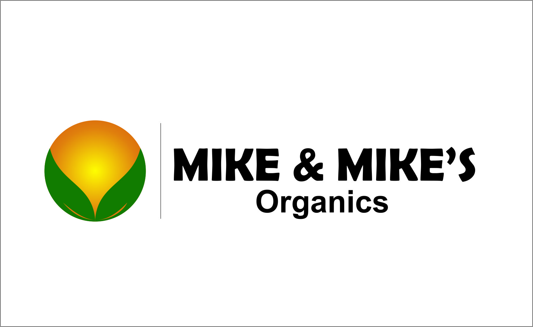 Logo Design by Agus Martoyo - Entry No. 83 in the Logo Design Contest Captivating Logo Design for Mike and Mike's Inc..