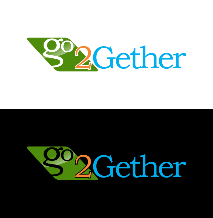 Logo Design by R1CK_ART - Entry No. 30 in the Logo Design Contest Captivating Logo Design for GO2GETHER.