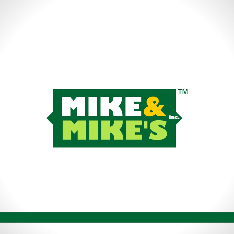 Logo Design by Private User - Entry No. 87 in the Logo Design Contest Captivating Logo Design for Mike and Mike's Inc..