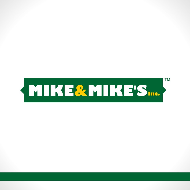 Logo Design by Private User - Entry No. 88 in the Logo Design Contest Captivating Logo Design for Mike and Mike's Inc..