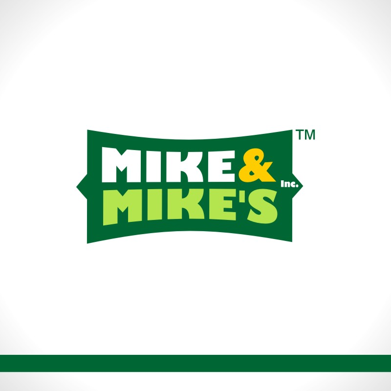 Logo Design by Private User - Entry No. 90 in the Logo Design Contest Captivating Logo Design for Mike and Mike's Inc..