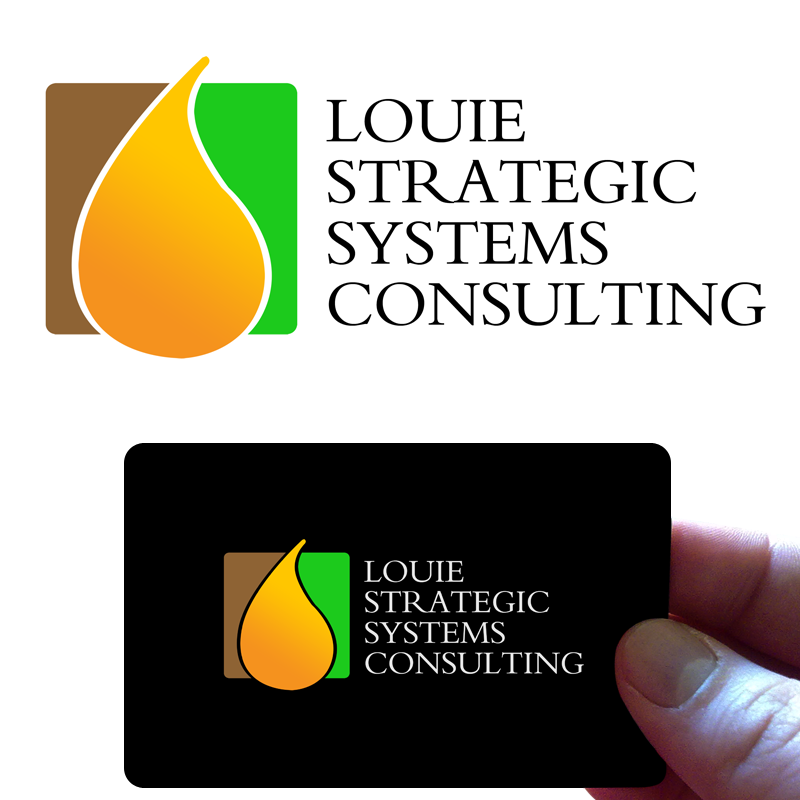 Logo Design by Private User - Entry No. 79 in the Logo Design Contest Artistic Logo Design for Louie Strategic Systems Consulting.