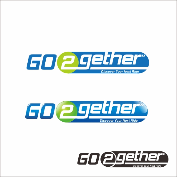 Logo Design by PJD - Entry No. 37 in the Logo Design Contest Captivating Logo Design for GO2GETHER.