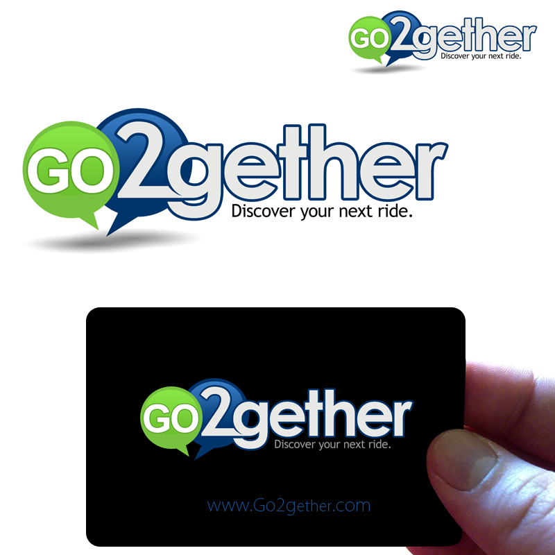Logo Design by Private User - Entry No. 38 in the Logo Design Contest Captivating Logo Design for GO2GETHER.