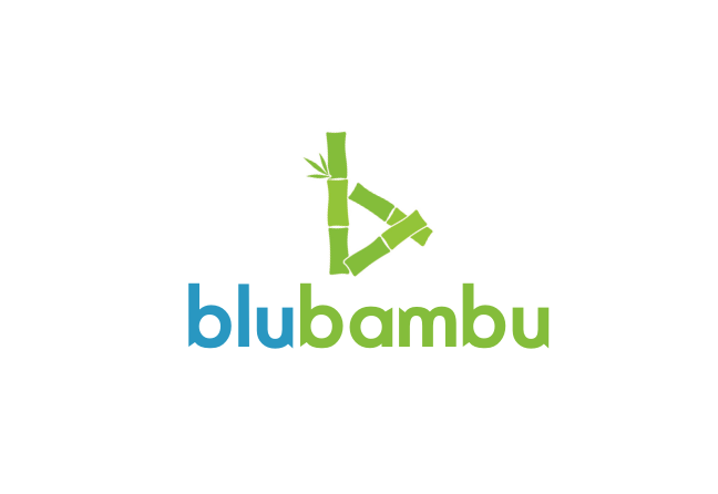 Logo Design by joyz4 - Entry No. 18 in the Logo Design Contest New Logo Design for blubambu.