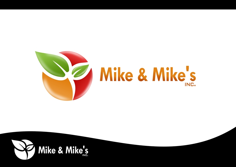 Logo Design by Respati Himawan - Entry No. 91 in the Logo Design Contest Captivating Logo Design for Mike and Mike's Inc..