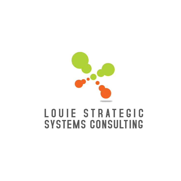 Logo Design by storm - Entry No. 90 in the Logo Design Contest Artistic Logo Design for Louie Strategic Systems Consulting.