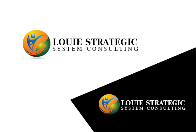 Logo Design by Private User - Entry No. 91 in the Logo Design Contest Artistic Logo Design for Louie Strategic Systems Consulting.