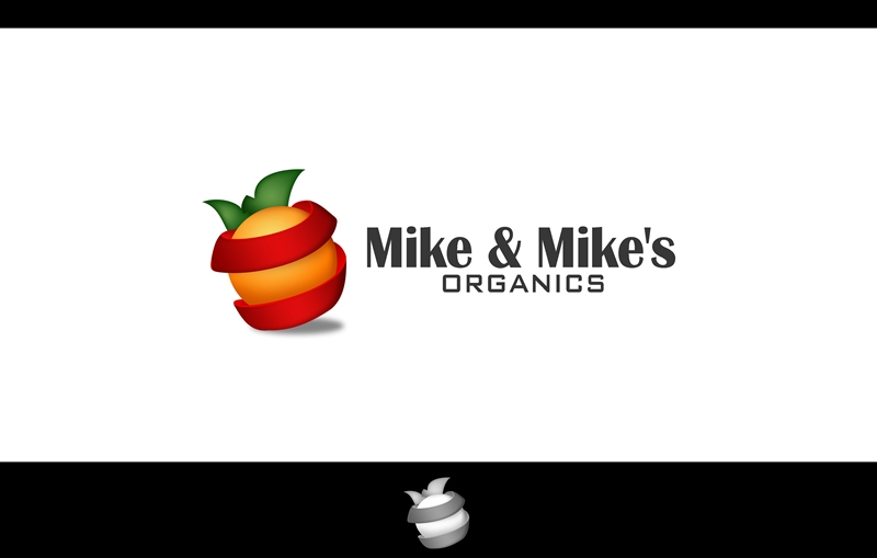 Logo Design by Respati Himawan - Entry No. 93 in the Logo Design Contest Captivating Logo Design for Mike and Mike's Inc..
