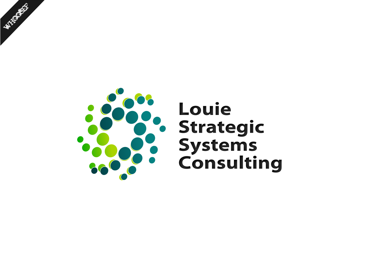 Logo Design by whoosef - Entry No. 97 in the Logo Design Contest Artistic Logo Design for Louie Strategic Systems Consulting.