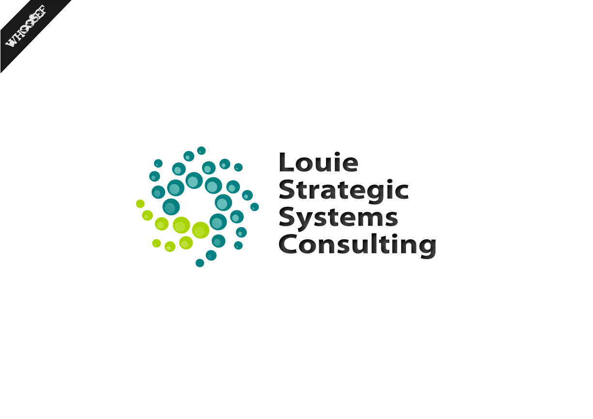 Logo Design by whoosef - Entry No. 98 in the Logo Design Contest Artistic Logo Design for Louie Strategic Systems Consulting.