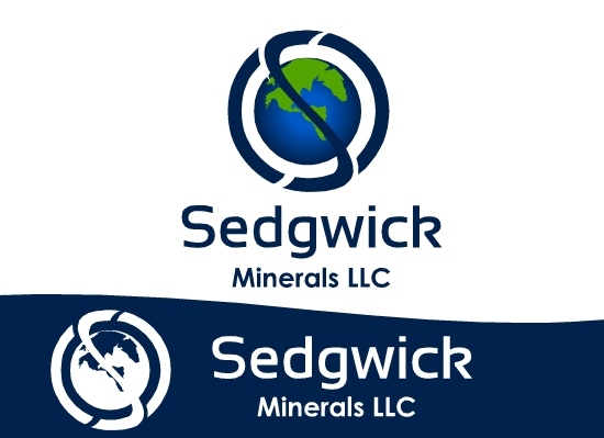 Logo Design by Ismail Adhi Wibowo - Entry No. 4 in the Logo Design Contest Inspiring Logo Design for Sedgwick Minerals, LLC.