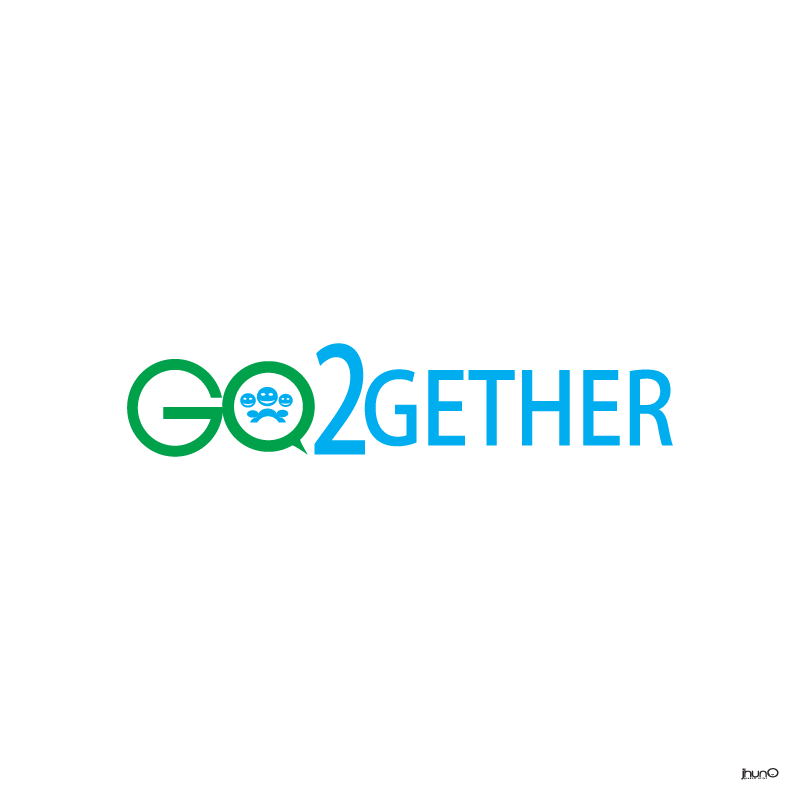 Logo Design by zesthar - Entry No. 45 in the Logo Design Contest Captivating Logo Design for GO2GETHER.