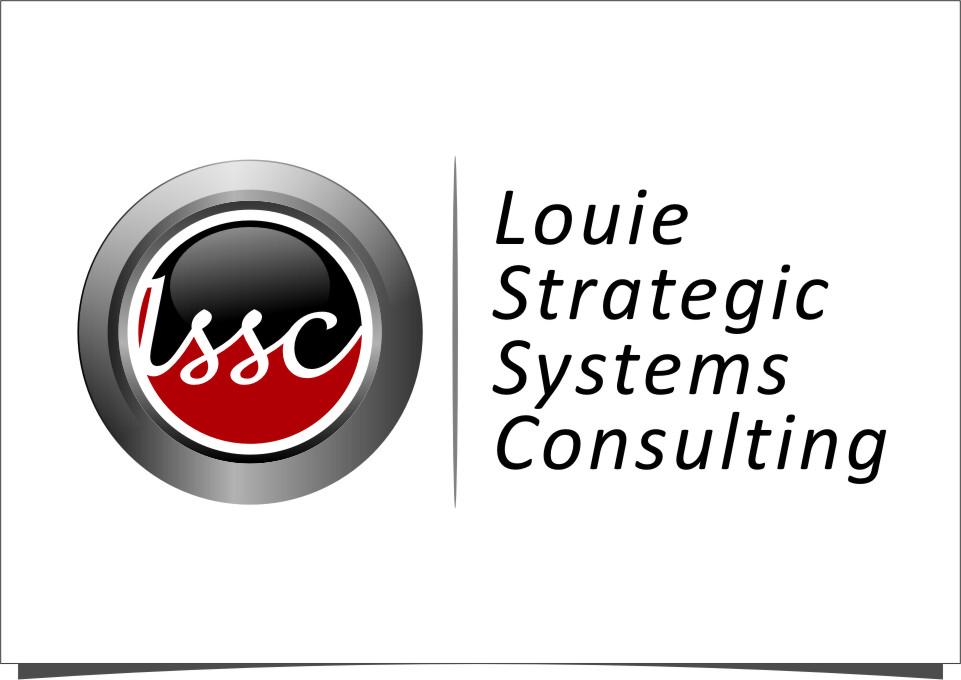 Logo Design by RasYa Muhammad Athaya - Entry No. 100 in the Logo Design Contest Artistic Logo Design for Louie Strategic Systems Consulting.